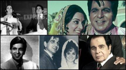 Happy Birthday Dilip Kumar: As Dilip Kumar turns 94, a look at his titanic reputation as India's finest method actor