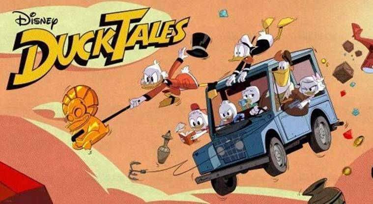 Teaser For Disney's New 'DuckTales'; Release Window Announced