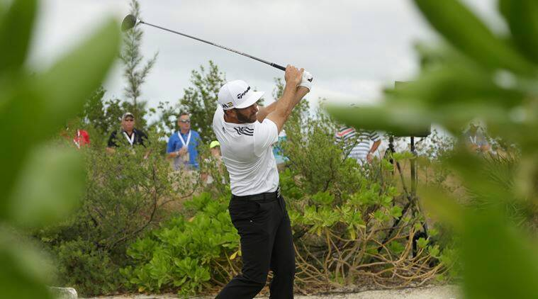 golf rule, golf moving ball rule, moving ball rule golf, Dustin Johnson golf, Dustin Johnson golf player, Dustin Johnson golf moving ball rule, sports