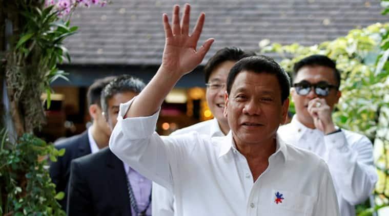 Philippines President Rodrigo Duterte. REUTERS/Edgar Su