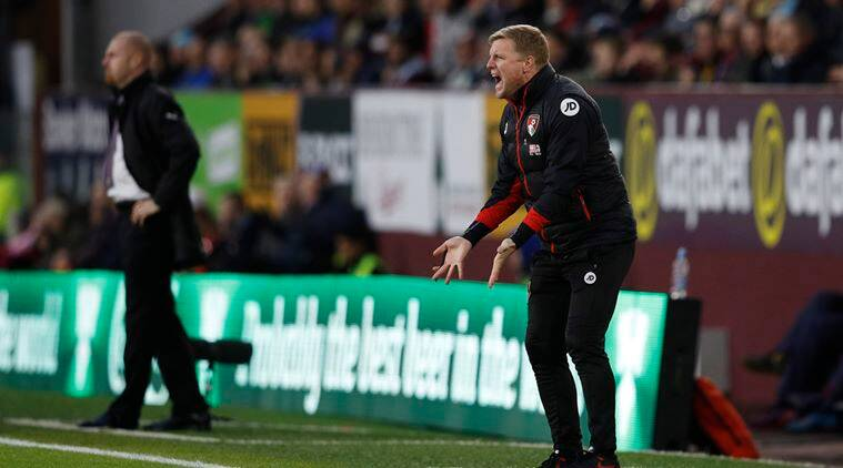 Bournemouth will host south coast rivals Southampton, in ninth spot, on Sunday. (Source: Reuters)