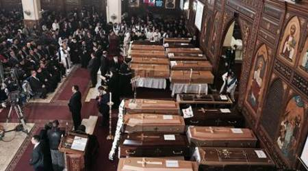 egypt, egypt church attack, egypt attack, egypt violence, egypt sectarian violence, egypt military operation, persecution of christians, egypt christians attacked