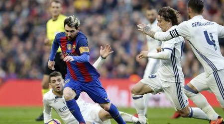 El Clasico scheduled at prime time to suit Indian audiences; live screening in Delhi