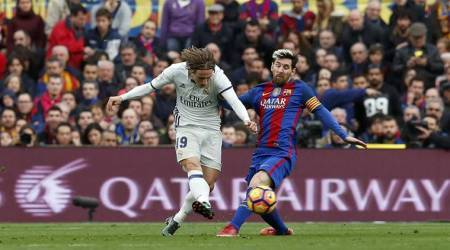 Barcelona's domestic triumphs against Real Madrid's European success in 'Clasico'