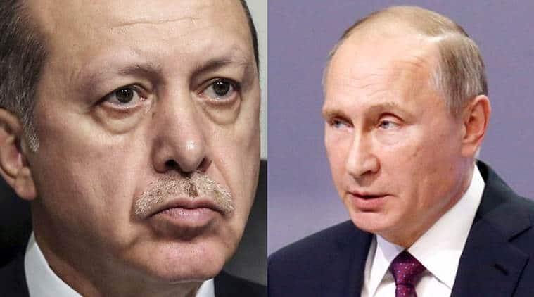 Turkish President Recep Tayyip Erdogan, Turkey, Vladimir Putin, Aleppo, Aleppo ceasefire violations, Ankara, latest news, International news, World news