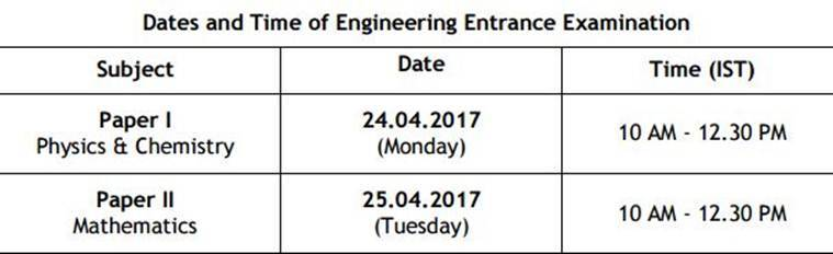 KEAM 2017, kerala engineering entrance, kerala engineering entrance dates, kerala engineering exam dates, news, education news, kerala news, latest news