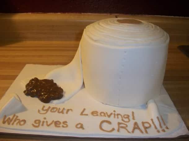 farewell, farewell cakes, funny cakes, funny farewell cakes, naughty farewell cakes, cake ideas, goodbye cakes, latest news, lifestyle news