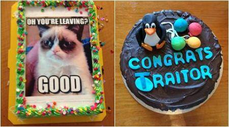 10 hilarious farewell cakes that would turn sad goodbyes happy!