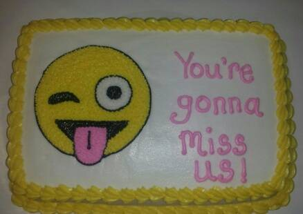 PHOTOS: 10 hilarious farewell cakes that would turn sad goodbyes happy ...