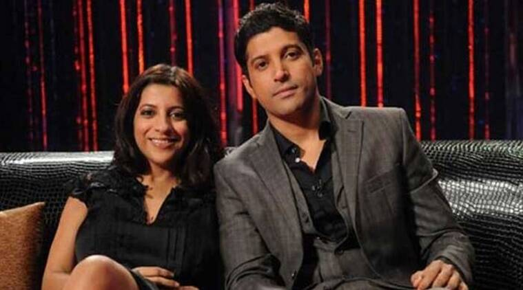 Zoya Akhtar web series, Zoya Akhtar Farhan Akhtar web series, Zoya Akhtar producer, Zoya Akhtar on web series, concept of Zoya Akhtar web series, Dil Dhadakne Do, zoya akhtar production company, farhan akhtar role in web series, Amazon Prime,