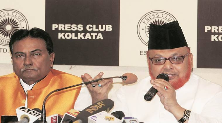 Former imam Barkati conducting illegal marriages: Kolkata Wakf
