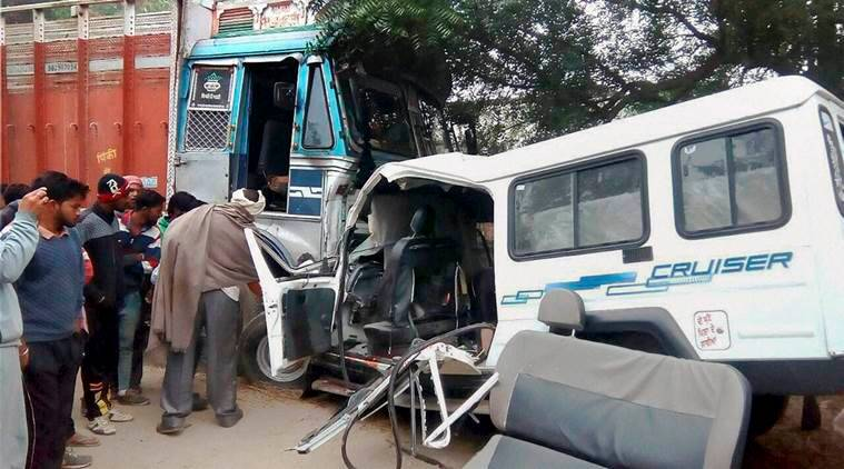fazilka accident, fazilka, punjab accident, road accident punjab, fazilka road accident, punjab news