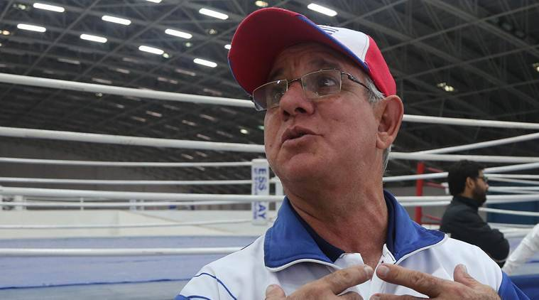 bi fernandez, india bi fernandez, vijender singh, mary kom, cuba bi fernandez, india boxing, india boxing coaches, boxing coach bi fernandez, india boxing coach bi fernandez, india boxing, india boxers, boxing news, sports news