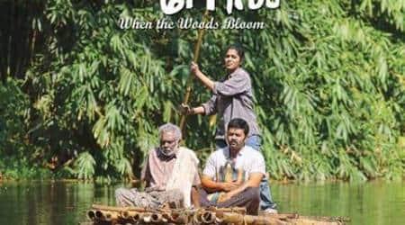 Kaadu Pookkunna Neram, Kaadu Pookkunna Neram news, Kaadu Pookkunna Neram bafta, bafta Kaadu Pookkunna Neram, Kaadu Pookkunna Neram film, Kaadu Pookkunna Neram malayalam movie, Malayalam movies, entertainment news, indian express, indian express news