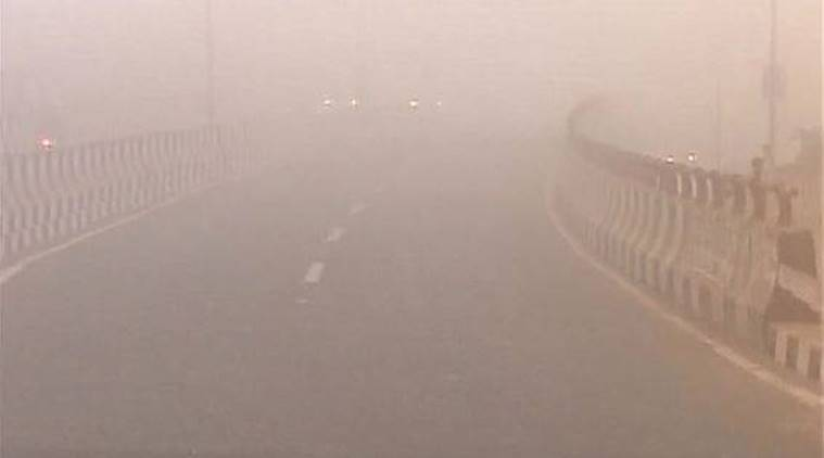 Punjab fog, Haryana fog, foggy conditions in Punjab and Haryana, fog, foggy conditions, india news, latest news, indian express