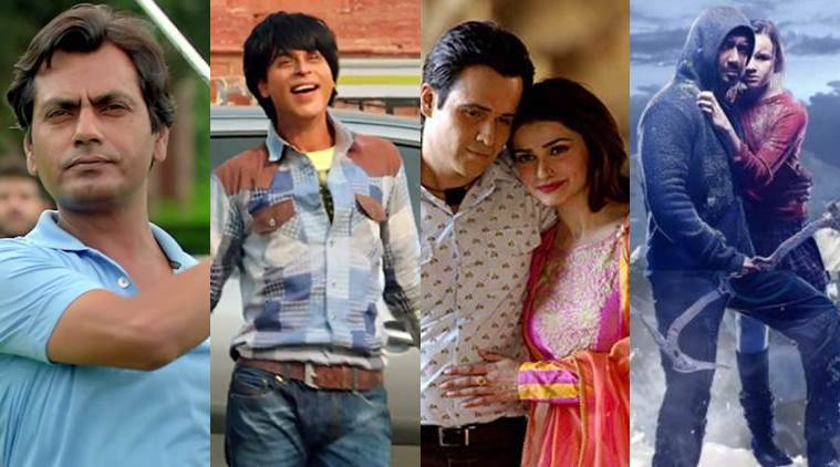 Yahoo India's box office disaster list of 2016 includes star-studded ( and funded) films like Fan, Freaky Ali, Azhar, Shivaay and many more.