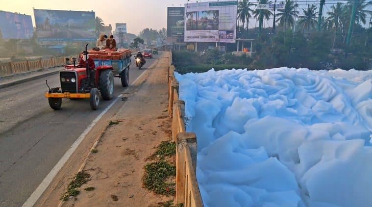 World Water Day, #WorldWaterDay, bengaluru water conservation, Bengaluru water pollution, Bengaluru news, indian express news