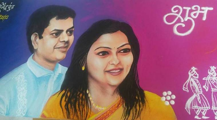 Nitin Gadkari, Nitin Gadkari's daughter's wedding, Ketki Gadkari, Adiya Kashedikar, Nitin Gadkari's daughter's wedding guest list, marriage of Nitin Gadkari's daughter, India news, Indian Express