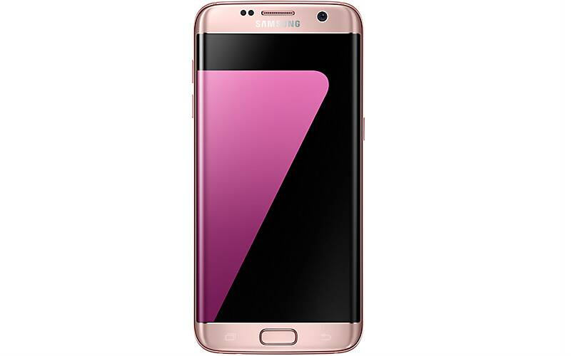 Samsung, Galaxy S7 Edge, Galaxy S7 Edge pink gold colour, galaxy S7 Edge now available in pink gold colour, Galaxy S7 Edge price in India, Samsung smartphones, Galaxy S7 Edge vs Galaxy S7, technology, technology news