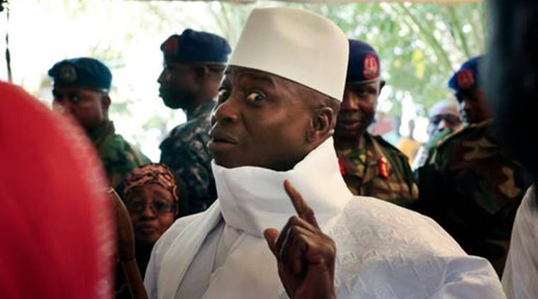 Gambia politics, African nation news, president-elect Adama Barrow, Adama Barrow injunction case, Gambian President, President Yahya Jammeh, world news, indian express news