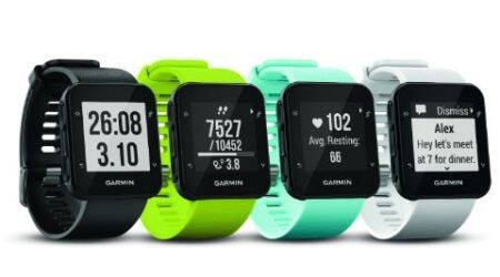 Garmin Forerunner 35 GPS-enabled smartwatch launched exclusively onPaytm