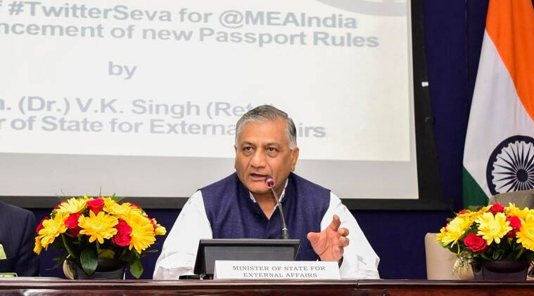 Ministry of External Affairs, MEA, MEA Twitter, Twitter Seva, MEA Twitter Seva, Twitter outreach, india news, latest news, indian express