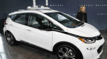 After Uber, General Motors plans to launch self-driven taxifleet