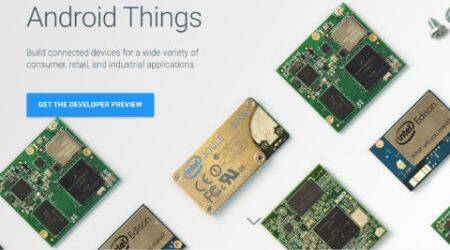 Google, Android, Internet of Things, IoT, Developer Preview of Android Things, Google Android Things, Google Weave, Google platform for IoT devices, IoT devices, Google Assistant, technology, technology news