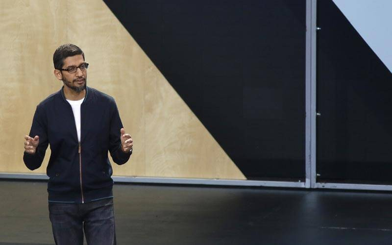 Google, Google CEO, Google CEO Sundar Pichai, Sundar Pichai India, Google Launchpad Accelerator project, Google SME event, Sundar Pichai IIT Kharagpur, IIT-Kharagpur, Sundar Pichai Google India