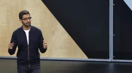 Google, Google CEO, Google CEO Sundar Pichai, Sundar Pichai India, Google Launchpad Accelerator project, Google SME event, Sundar Pichai IIT Kharagpur, IIT-Kharagpur, Sundar Pichai Google India, Technology, Technology news