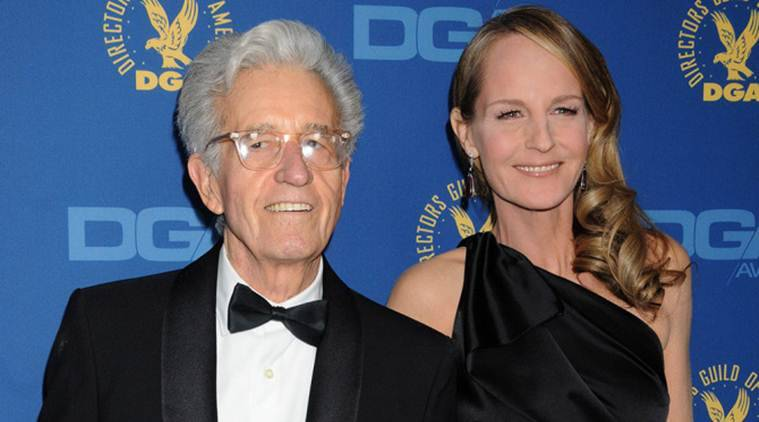Gordon Hunt, Helen Hunt, Helen Hunt father, Gordon Hunt DEATH
