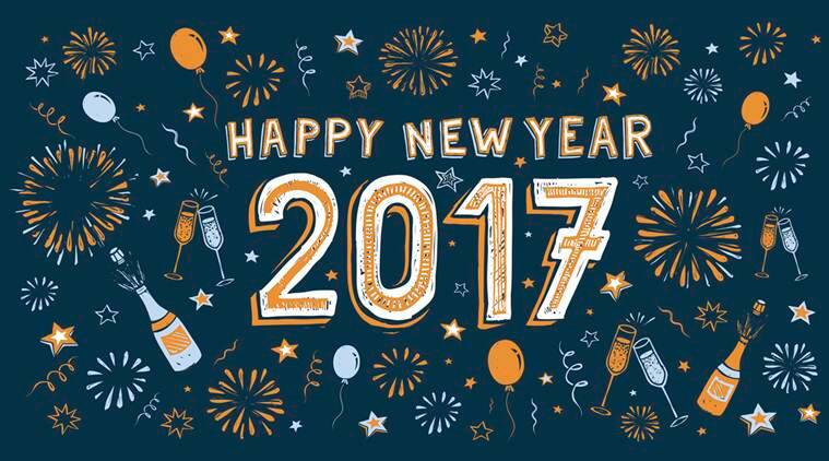 Happy New Year 2017: Best New Year SMS, and Facebook Messages to ...