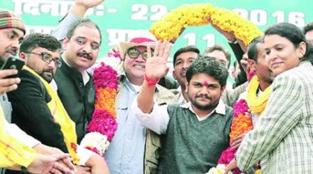 Demonetisation: Use money coming into banks to waive farmers' loans, says Hardik Patel inLucknow