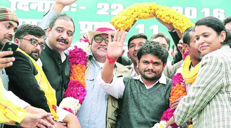 Hardik Patel, Gujarat Assembly elections, Hardik Patel's significance in Gujarat assembly polls, Hardik Patel reservations, Hardik Patel Gujarat elections, Patidar Anamat Andolan Samiti, Vijay Rupani, BJP, Amit Shah, Narendra Modi