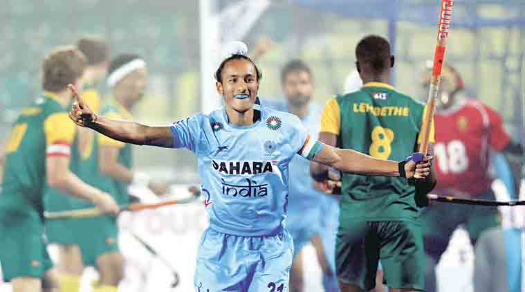 junior hockey world cup, india vs south africa, india vs sa, hockey, india hockey, Hockey India, Manpreet Singh, Manpreet, india hockey coach, hockey news, sports news