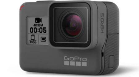 GoPro Hero 5 Black, Hero 5 Session cameras in India; start at Rs 29,500