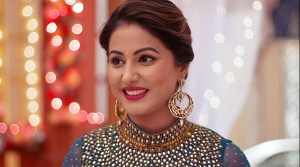 This is the real reason why Akshara aka Hina Khan left Yeh Rishta Kya  Kehlata Hai | Entertainment News,The Indian Express