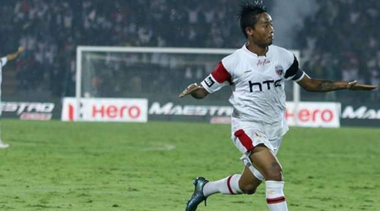 Halicharan Narzary, Nirmal Chettri, Subrata Paul, NorthEast United FC,  DSK Shivajians FC, I-League, india football , Football news, Football