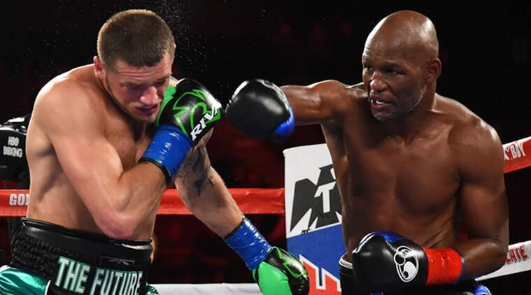 Joe Smith Jr., Bernard Hopkins, Hopkins, Smith Jr, boxing, boxing news, sports news