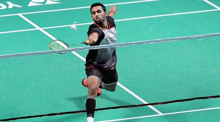 hs prannoy, badminton visa, badminton news, indian express