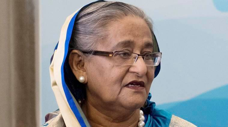 Sheikh Hasina, Hasina, Bangladesh Prime Minister, Rohingya issue, rohingya muslims, rohingya myanmar, rohingya bangladesh, bangladesh news, world news, latest news, indian express