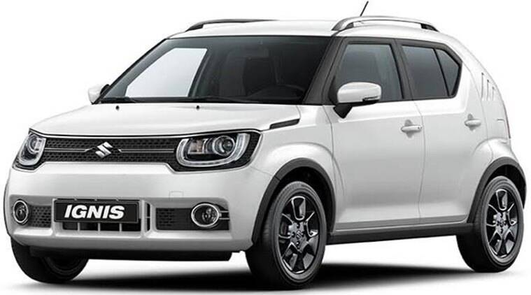 maruti suzuki ignis specifications expected price launch date images the indian express. Black Bedroom Furniture Sets. Home Design Ideas