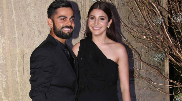 Anushka Sharma and Virat Kohli: Their conscious, shy mannerisms filled with all the nervous energy created a storm on social media.