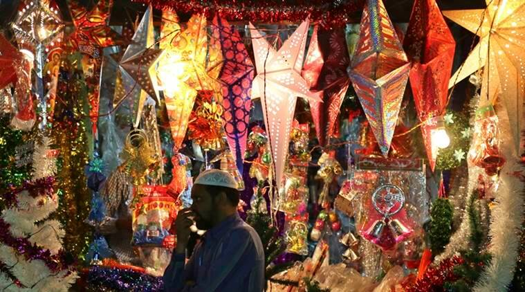 allahabad, christmas, demonetisation, demonetisation impact, christmas sale, christmas sale down, christmas sales low, india news, indian express news
