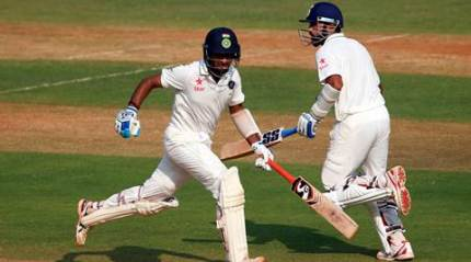 India firm after England make 400