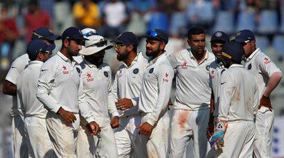 Ashwin leads India fightback after Jennings' ton