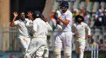 Crowds throng Wankhede for India-England Test