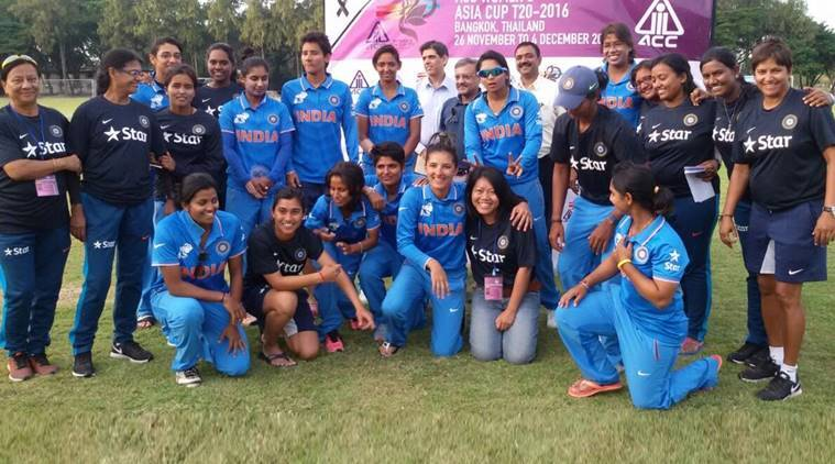 India defeat Pakistan to lift Women's T20 Asia Cup