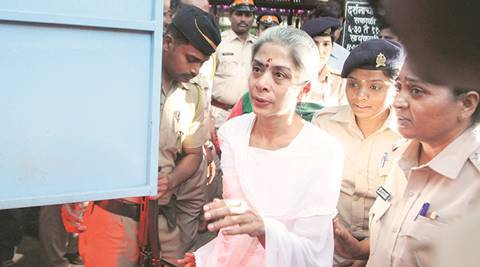 Byculla Jail: Indrani Mukerjea Booked ForRioting