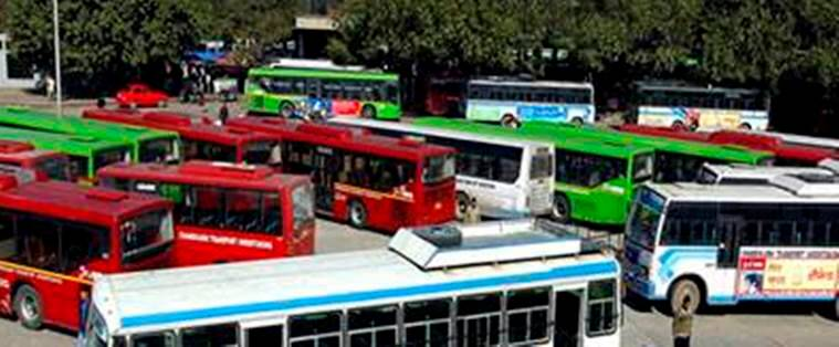 Chandigarh, CTU, Chandigarh transport, Chandigarh transport online ticket, online booking CTU, CTU online booking, cashless economy, India, Indian Express